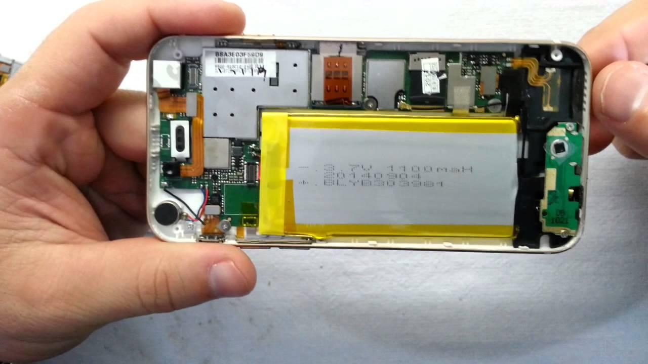 Iphone X Bateria