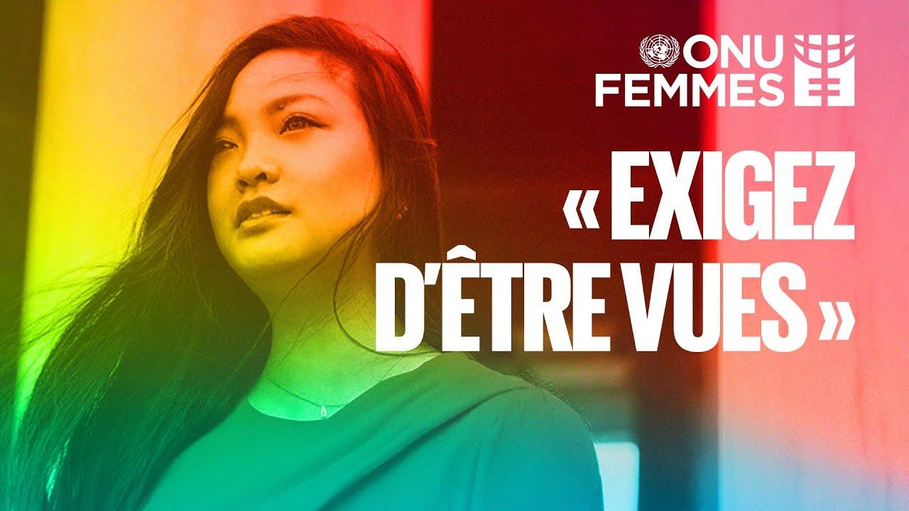 L'égalité devant la loi pour les survivantes et survivants de viol | La Génération Egalité qui monte  - 14:00-2021 / 2 / 22