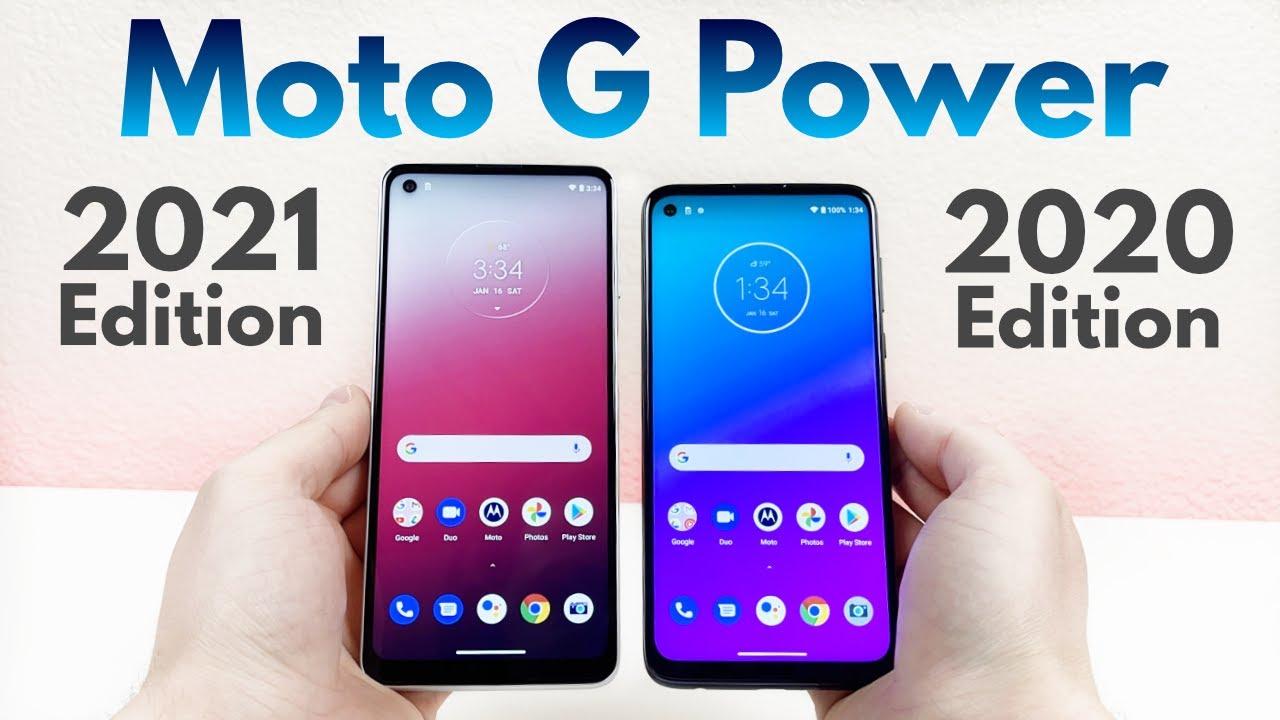 Moto G Power 2021 Vs Moto G Power 2020 Who Will Win Youtube