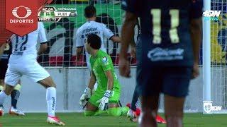 Autogol de Óscar Jiménez | América 0 - 1 Pumas | Partido Amistoso | Televisa Deportes