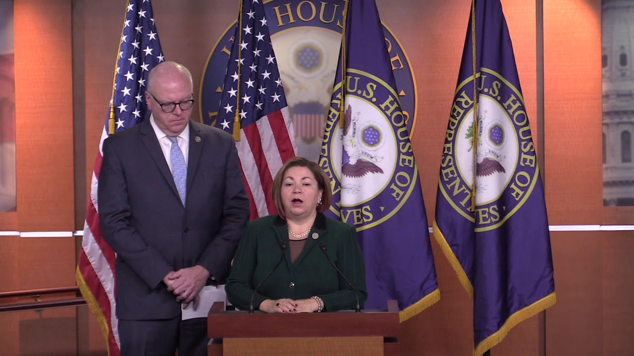 House Democratic Caucus Press Conference: March 21, 2018