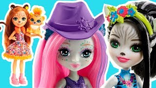 12 New Enchantimals dolls 2018 - 2 wave of dolls is coming