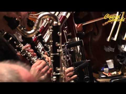 (FUNNY) Dudamel's Secret (Gustavo Dudamel - Gothenburg Symphony)