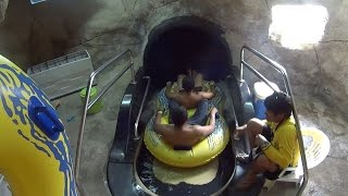 Dangerous Hole Water Slide at Dreamland