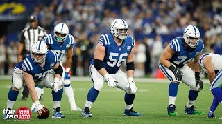 Why Was Colts O-line Coach Dave DeGuglielmo Fired?