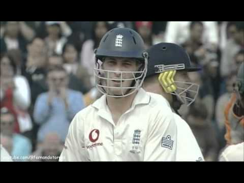 Ashes 2005 - HIDDEN ASHES - Second Test - Edgbaston