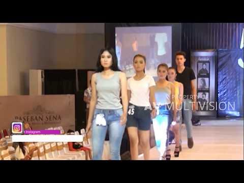 Wajib Tonton!!! Lomba Top Model Ulang Tahun Rams Management