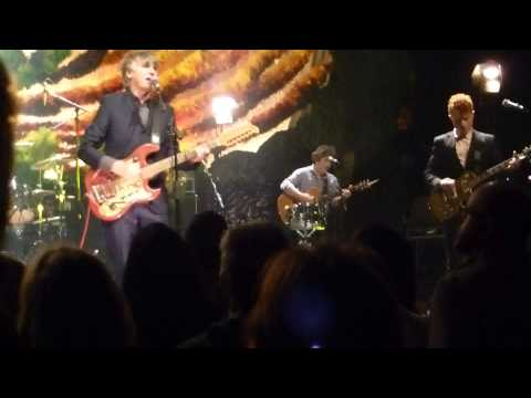 Neil Finn - She Will Have Her Way - Vancouver - 2014-03-29