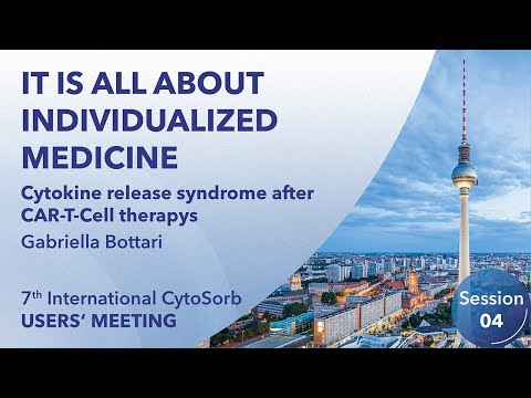 Cytokine release syndrome after CAR-T-Cell therapy | Gabriella Bottari | 7th IUM | Berlin | 2020