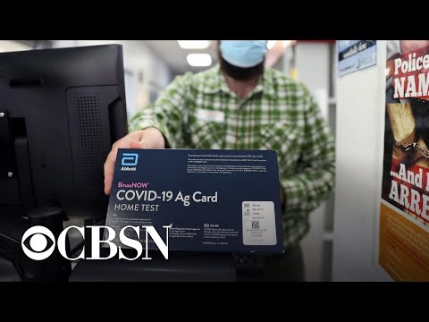 U.S. struggling with shortage of COVID 19 rapid tests