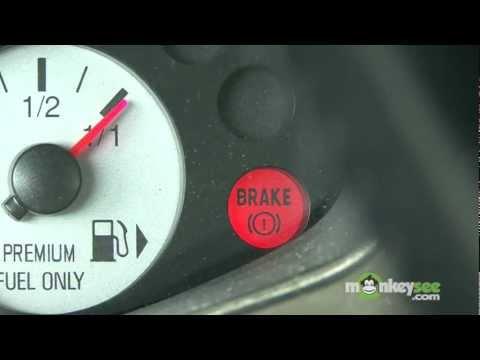 Car Problems - Brake Light Is On or Noisy Brakes