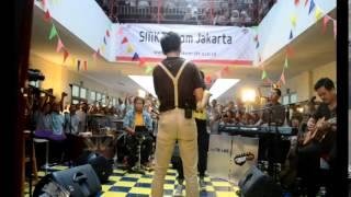 Sheryl Sheinafia Feat Rian D'masiv - Semakin at SMK TELKOM JAKARTA LIVECHATkustik