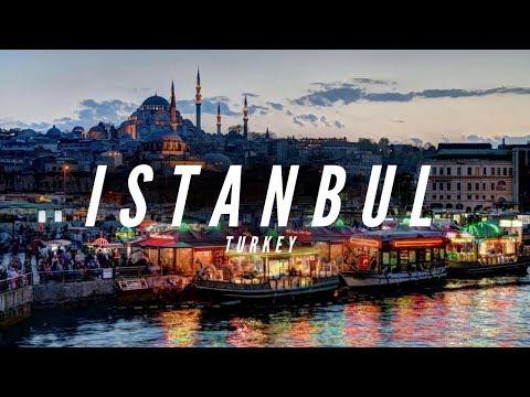 EXPLORING ISTANBUL - TURKEY | 2017