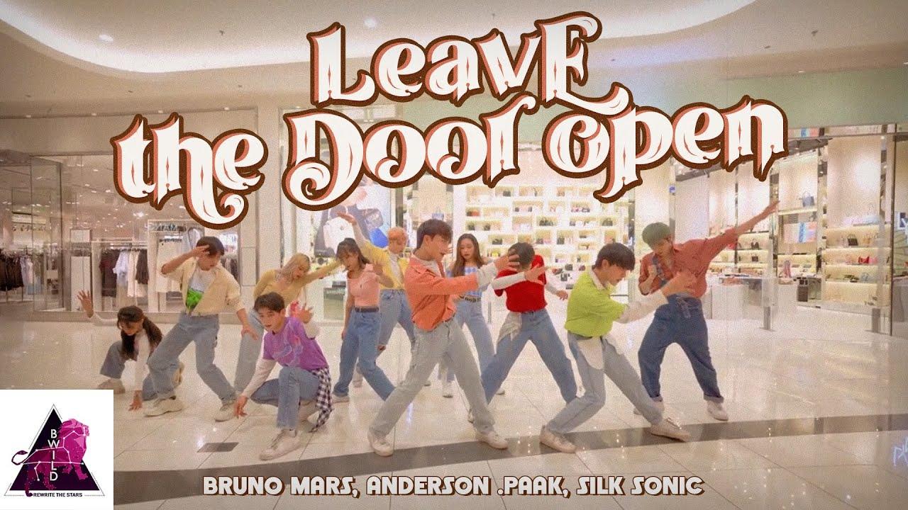 Bruno Mars, Anderson .Paak, Silk Sonic - Leave the Door Open Dance By B-Wild x Manh Le KIONX Vietnam