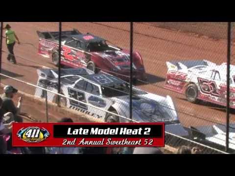 411 Motor Speedway | Sweetheart 52 | Limited Late Models | 2-22-14
