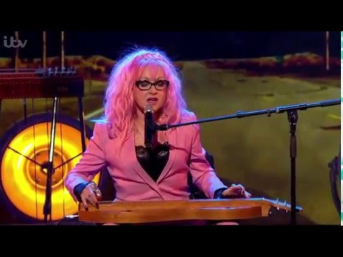 Cyndi Lauper - Time After Time Live At The London Palladium 2016