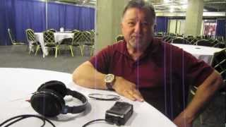 Ray Samuels introduces the new Intruder headphone amplifier and DAC combo
