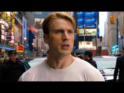 Steve Rogers Wakes Up 70 Years Later