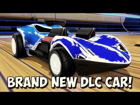 WINNING EVERY GAME With The NEW Twin Mill 3 Hot Wheels Rocket League Car | First Impressions/Review