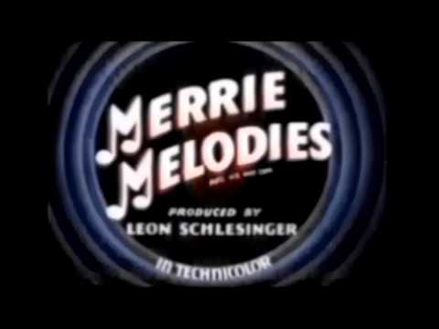 Merrie Melodies Openings And Closings (1931-1964)