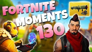 DID YOU KNOW THIS GUIDED MISSILE TRICK?!   Fortnite Daily Funny and WTF Moments Ep. 130