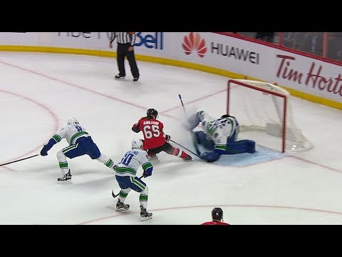 10/17/17 Condensed Game: Canucks @ Senators