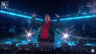 Martin Garrix @ Olympics 2018 Closing Ceremony [DROPS ONLY]