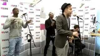 Olly Murs - Oh My Goodness (Acoustic, 1Live FM)