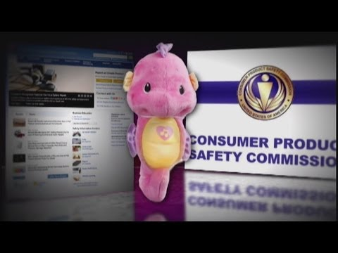CPSC Launches Toy Seahorse Investigation