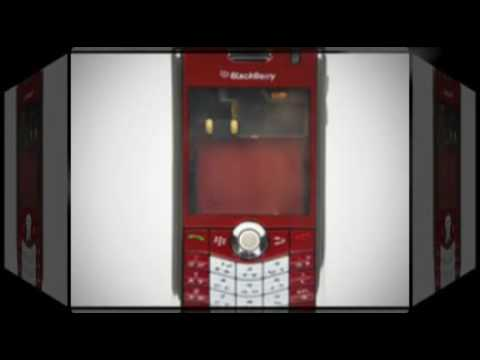 BlackBerry Pearl 8110 8120 8130 Housing & Faceplate