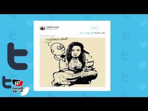 رواد تويتر لريهام سعيد بعد تجديد حبسها: «مش ندمانة»  - 18:22-2018 / 3 / 19