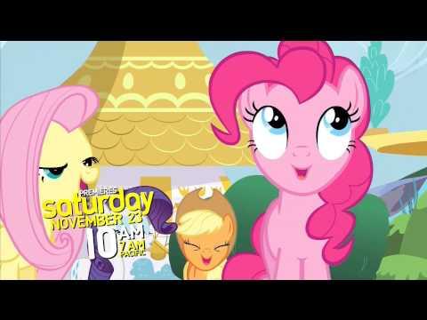 My Little Pony: Friendship is Magic Season 4 Promo