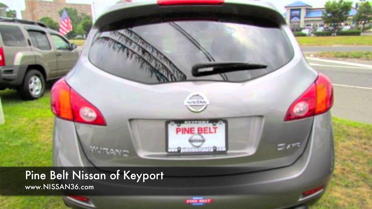 Pine Belt Nissan   Murano Red Bank Freehold NJ Dealer   Www.NISSAN36.com