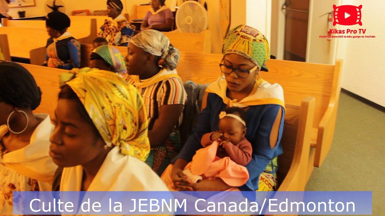 EBNM KCC Culte de la JEBNM Canada a Edmonton 31 Aug 2019