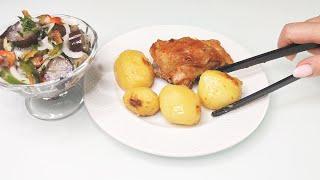 ГОРЯЧЕЕ БЛЮДО на любой случай В этом рецепте картошка получается СКАЗОЧНО вкусной