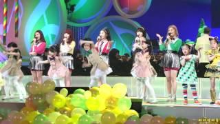 120421 씨리얼 - 초록동요제 Opening & 어린이날 노래 & 검은고양이 네로 @KBS홀