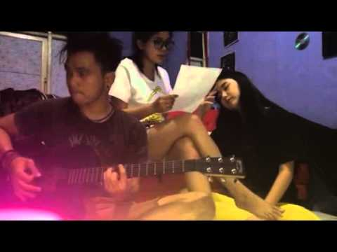 Queny feat Ria feat Boyaz - cover Titanium