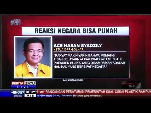 Prime Time Talk: Prabowo Kalah, Negara Punah? #2