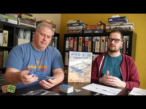 Review: Wild Blue Yonder from GMT Games - The Players' Aid