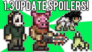 Terraria 1 3 Spoilers New Horror Monsters For Solar Eclipse Yo Yo Melee Weapons Make weapons and fight off a variety of enemies in numerous biomes, dig deep. terraria 1 3 spoilers new horror monsters for solar eclipse yo yo melee weapons demizegg
