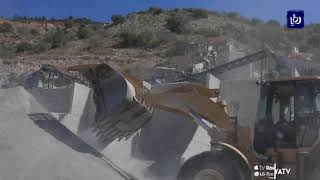 في قبرص التركية..محاجر تقلص الغطاء النباتي - (3-9-2019)