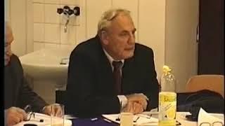 Procedimiento de habilitación -Trnava 1998 Dr. Hamer, Español