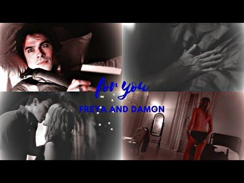 ♦Freya and Damon  For You