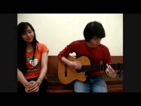 Akustik Gitar # Ku Mau Cinta Yesus with Nancy
