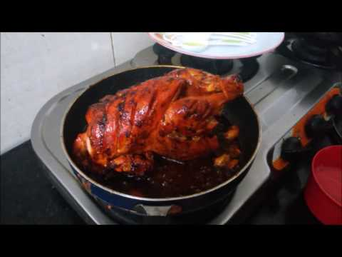Murgh Musallam Without Oven In Hindi |  Whole Chicken Easy To Cook  Murgh  Musallam