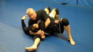 Combat Submission Wrestling Side Control!