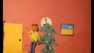 видео Новый Год и безопасность ребенка