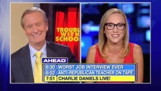 Fox Guest: 4 BILLION Young People Needed for Obamacare to Work