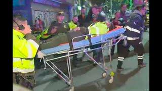 Luto en la Policía: uniformado chocó con un carro particular en Bogotá y falleció