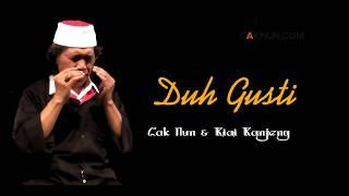 Gambar cover Cak Nun & Kiai Kanjeng - Duh Gusti (Album Bang Bang Wetan 2013)